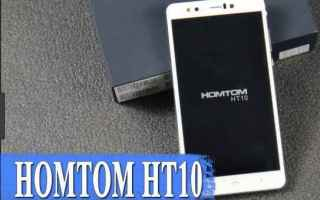 ht10  ht70 smartphone  cellulare  homtom