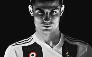 Calcio: cristiano ronaldo  juventus  serie a  7