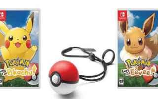 videgiochi pokémon switch pokémongo