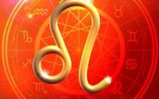 Astrologia: leone  oroscopo  mese agosto
