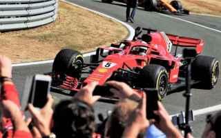 Formula 1: formula 1  vettel  ferrari  classifica