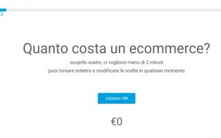 Soldi Online: preventivo  sito  internet  ecommerce