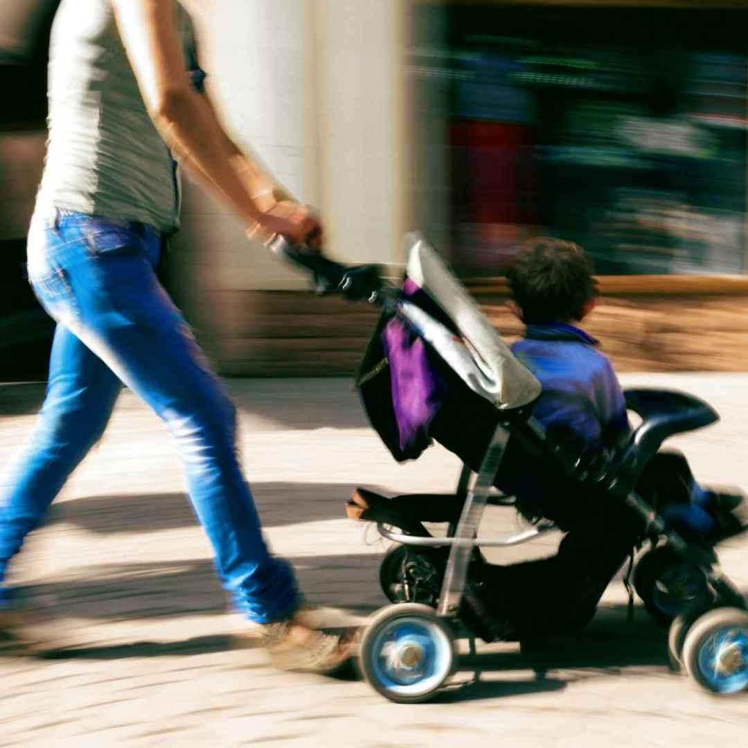 Per le vacanze estive scegli un passeggino leggero.
