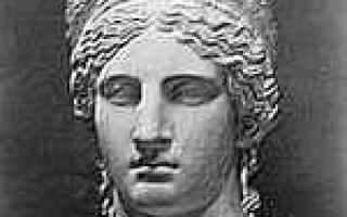 artemide  atena  dei olimpici  demetra