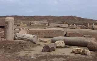 antico egitto  archeologia  tanis