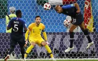 Nazionale: francia croazia pronostico