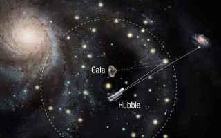 Astronomia: gaia  hubble  stelle