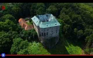 Viaggi: luoghi misteriosi  castelli  repubblica