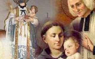 Religione: santi  oggi  calendario