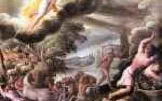 Arte: paesaggi  paolo fiammingo  venezia