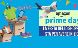 Amazon: prime  offerte