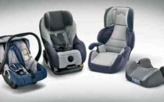 Automobili: auto  seggiolini  bambini