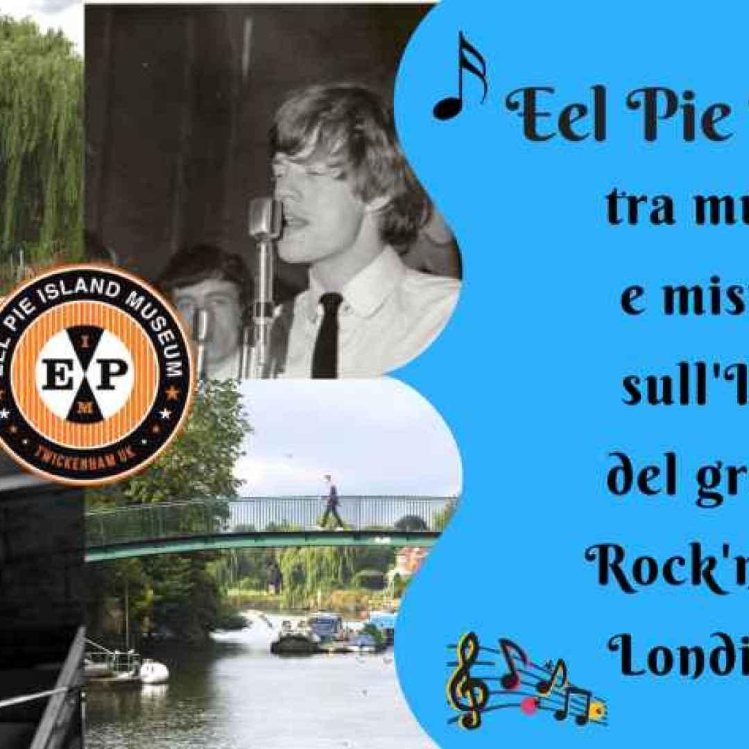 Eel Pie Island: la Londra sconosciuta. Dal Jazz anni