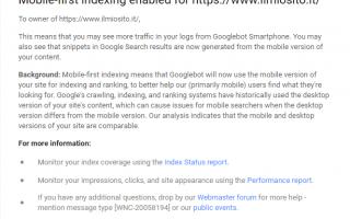 Google: google italia mobile web rivoluzione