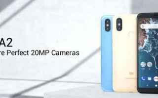 Xiaomi ha da poco annunciato ufficialmente larrivo dei nuovi Mi A2 e Mi A2 Lite. I due dispositivi i