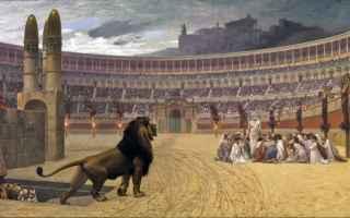 Sesso: antica roma  cristiani  romani