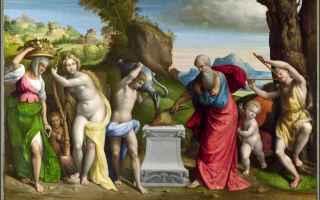 Cultura: sacrificio agli dèi  preghiera  grecia