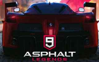 Mobile games: asphalt  giochi  android  iphone  corse  auto