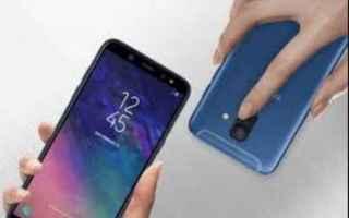 Tutto sul nuovo cellulare Samsung A6+ . Un cellulare di fascia media che strizza locchiuo ai cellula