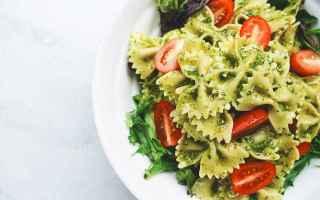 Gastronomia: pesto liguria estate food