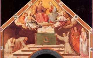 Religione: francesco  indulgenza  assisi  cristo