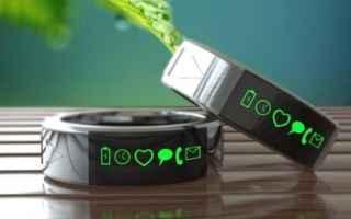 Gadget: tecnologia  anello  smartphone