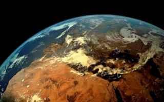 Meteo: clima  caldo  scienza