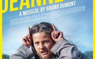 Cinema: jeannette  bruno dumont  recensione film