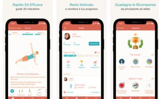 app per allenamento  allenarsi  sport
