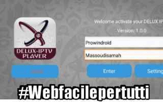 delux iptv app