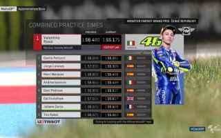 Non finisce di stupire Valentino Rossi, in difficoltà come tutte le Yamaha, mentre Honda e Ducati v