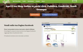 aprire negozio online  vendere shop
