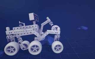 Ti piacerebbe costruirti un rover concettualmente simile a Curiosity, il rover della NASA che sta es