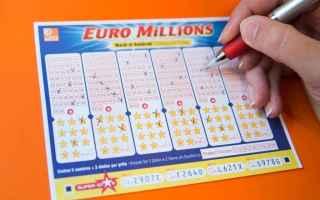 Soldi: lotteria  euromillions