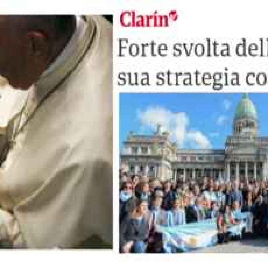 argentina  aborto  bergoglio  chiesa