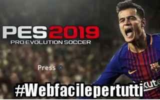 pes 2019  pro evolution soccer 2019