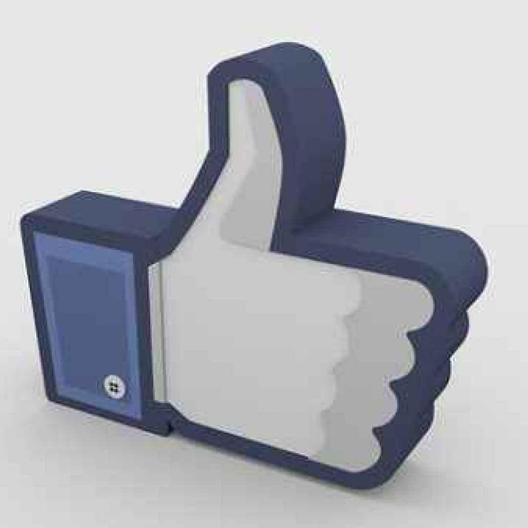 facebook like mi piace social network