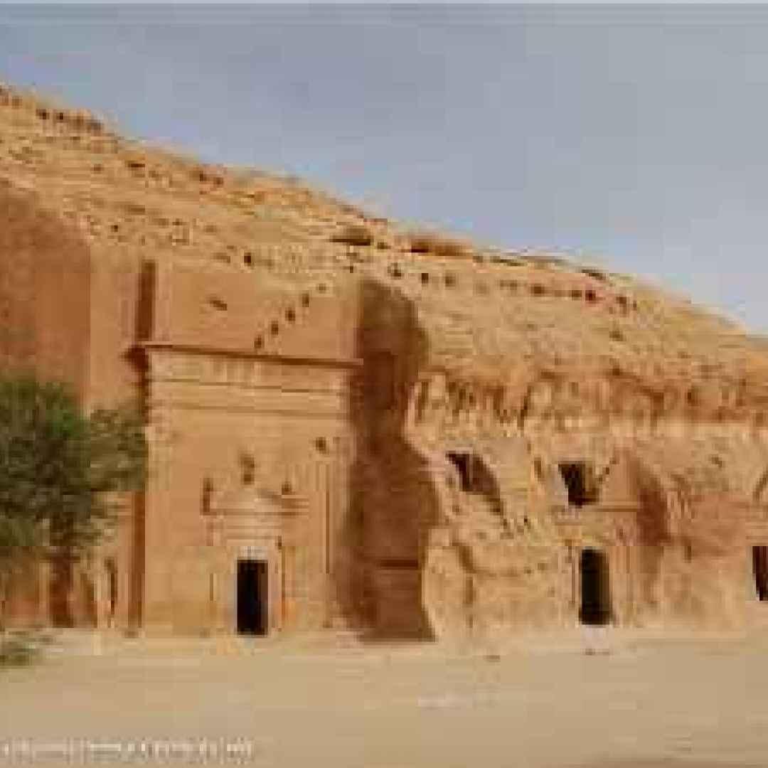 hejaz  mada'in saleh  nabatei  foto