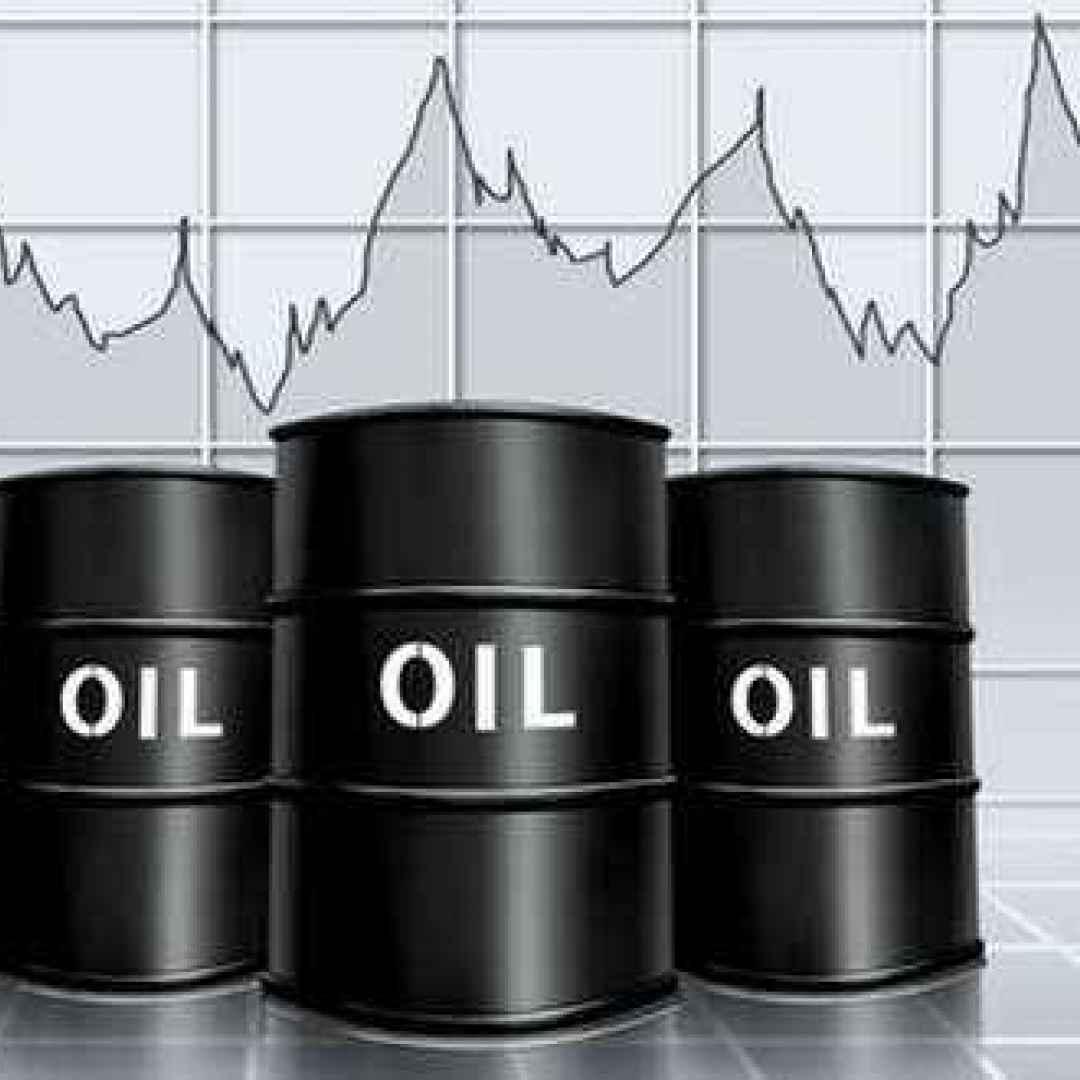 petrolio  figure continuazione  trading