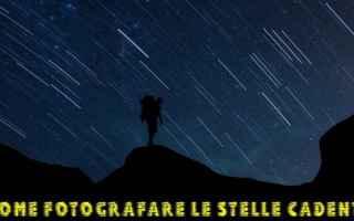 Foto: stelle cielo fotografia