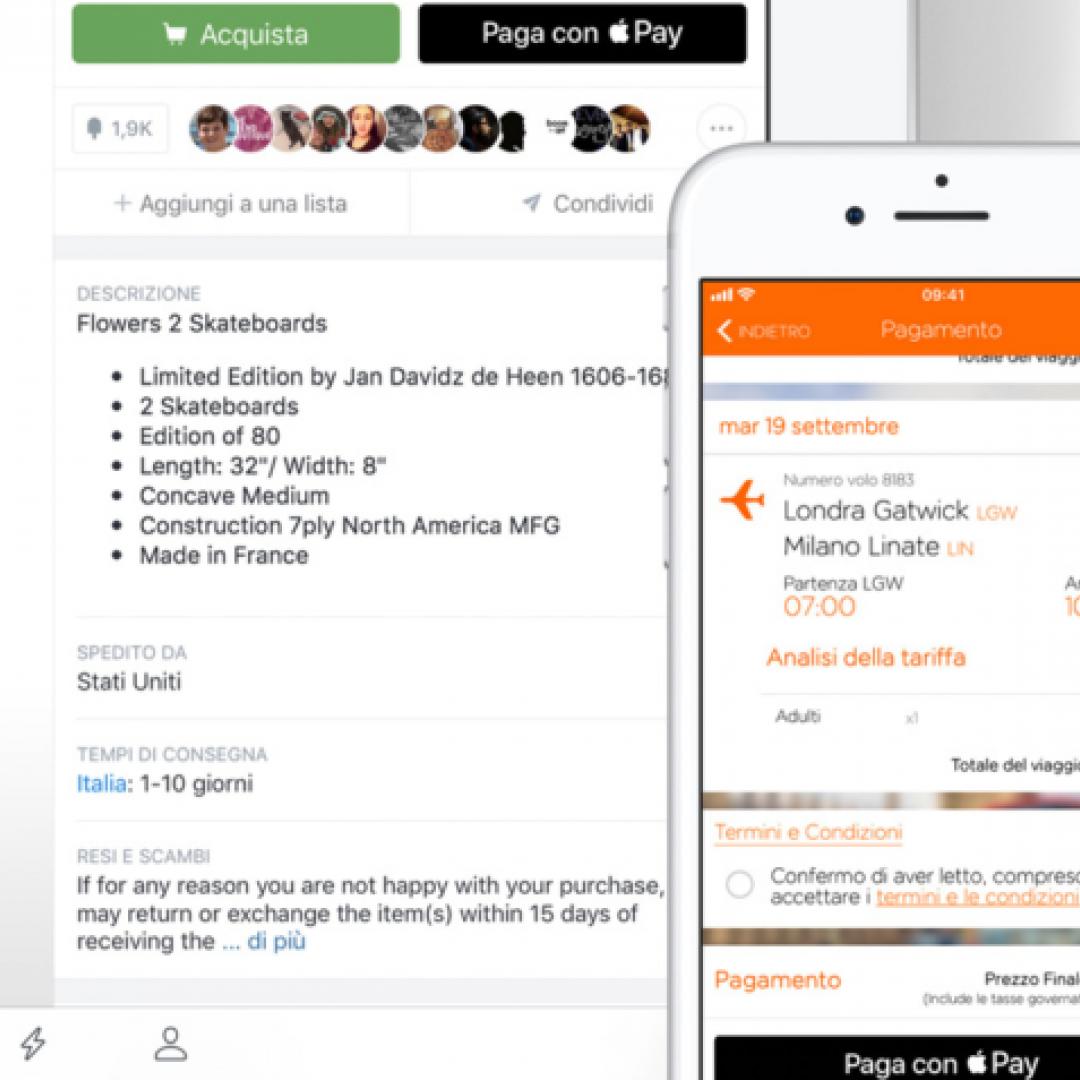 app pagamenti smartphone pagare paypal