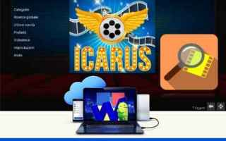 Software Video: icarus kodi addon