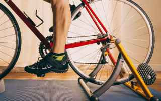 Ciclismo: bicicletta  ciclismo  rulli bici