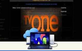 Software Video: tv one kodi addon