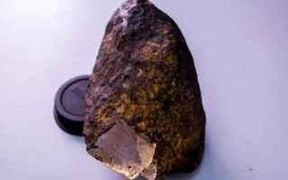 Scienze: geologia  mineralogia  scienza