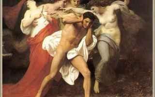 Cultura: dee  erinni  furie  mitologia