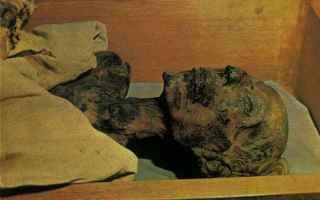 Storia: polvere di mummia mummie medicina