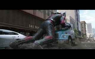 cinema  nuove uscite  ant-man