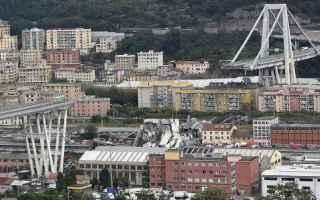 Genova: Di Maio contro Autostrade per il crollo del ponte a Genova
