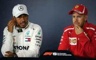 Formula 1: F1: Lewis Hamilton: Il vantaggio non è ancora abbastanza per assegnare il titolo